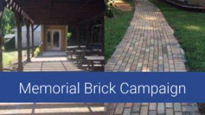 Memorial Brick Campaign