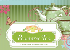 Upcoming Event – Peachtree Tea